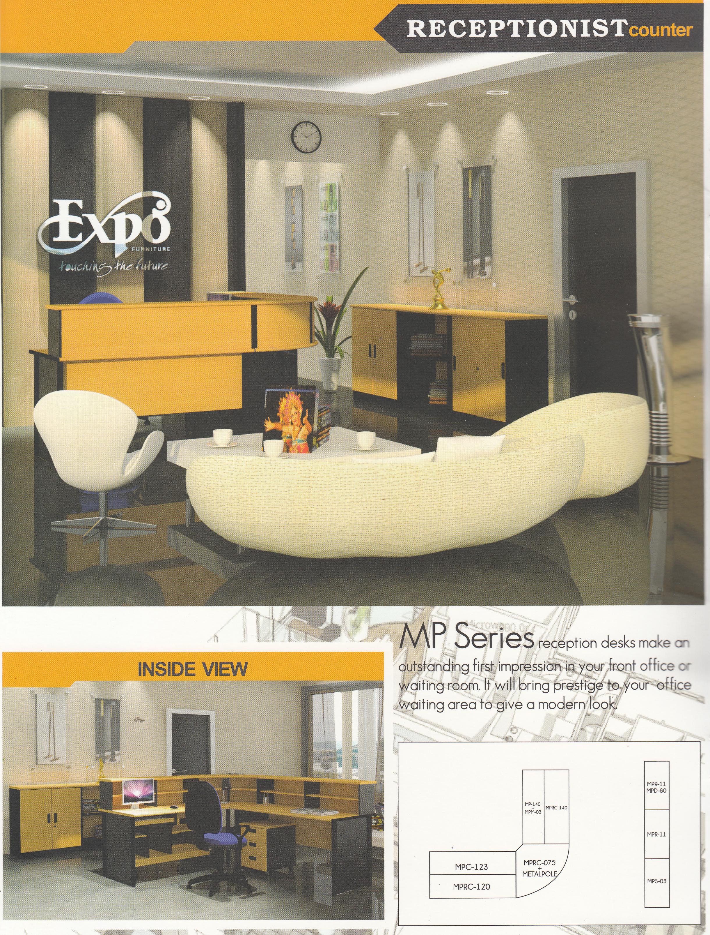 MP-Series - Reception Set